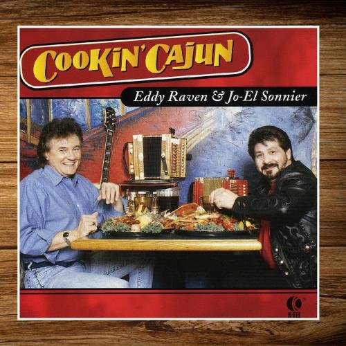 Eddy Raven - Cookin