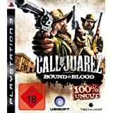 "Call of Juarez: Bound in Blood (Uncut)von ""Ubisoft"""