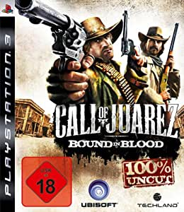 Ubisoft Call of Juarez 2 PS3 Videogame Software - 34514