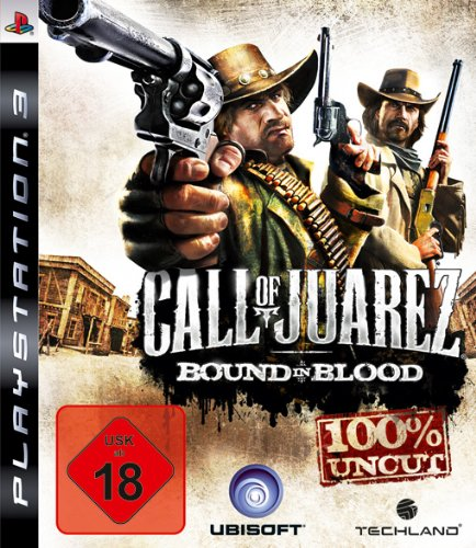 Ubisoft Call of Juarez 2 PS3 Videogame Software