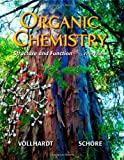 Organic Chemistry: Structure and Function (0716799499) by K. Peter C. Vollhardt