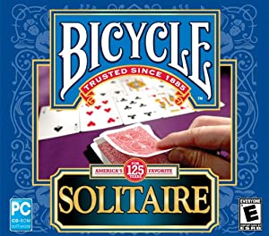 Bicycle Solitaire (Jewel Case)
