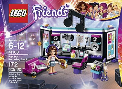 LEGO-Friends-41103-Pop-Star-Recording-Studio-Building-Kit