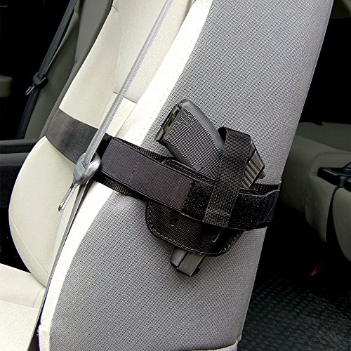 Peace-Keeper-Concealed-Car-Seat-Quick-release-Nylon-Handgun-Holster-Small