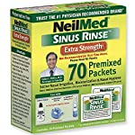 Sinus Rinse Extra Strength Packets 70 ct.