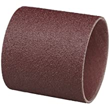 "3M  Cloth Band 341D, 2"" Diameter x 2"" Width, 36 Grit, Brown (Pack of 100)"