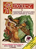 img - for Runequest, 2nd Edition [BOX SET] book / textbook / text book