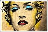 Shopolica Madonna Photographic Poster (madonna-3623)