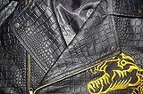 Suicide-Squad-Killer-Croc-Waylon-Jones-Black-Leather-Jacket-Halloween