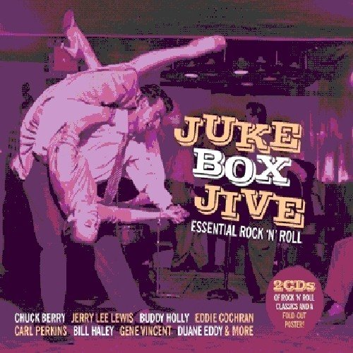 CD : JUKEBOX JIVE ESSENTIAL ROCK 'N' ROLL - Jukebox Jive: Essential Rock N Roll /  Various (United Kingdom - Import)