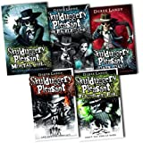 Derek Landy Derek Landy Skulduggery Pleasant 5 Books Collection Pack Set RRP: £34.95 (Skulduggery Pleasant, Playing with Fire , Dark Days , Mortal Coil , The Faceless Ones)
