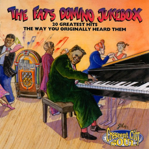 Fats Domino - Fats Domino Jukebox: 20 Greatest Hits - Zortam Music