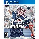 Madden NFL 17 - Standard Edition - PlayStation 4 (Color: Blue, Tamaño: 3)