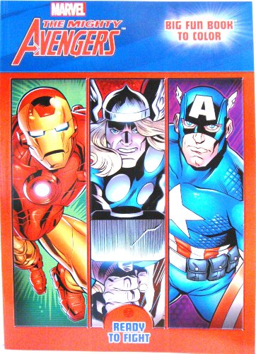 The Mighty Avengers (C) by Dalmatian Press - 1
