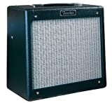 Fender® Blues JuniorTM - Black 15-watt 1x12 Tube Combo Guitar Amplifier