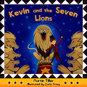 Kevin and the Seven Lions Audiobook