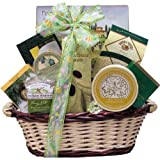 GreatArrivals Gift Baskets Tempting Easter Cheese Delights Small Gourmet Cheese Gift Basket, 4 Pound