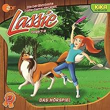Lassie (Lassie 7-9) Hörspiel von Irene Timm Gesprochen von: Almut Zydra, Jodie Banks, Sebastian Fitzner, Gundi Eberhardt, Jens Uwe Bogadtke, Margot Rothweiler