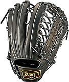 ZETT(ゼット) 野球 軟式 外野 グラブ(グローブ) プロステイタス (左手用) BRGB30727 ブラック
