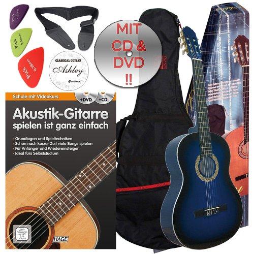 ashley-klassik-konzert-gitarre-mit-tasche-set-farbe-blueburst-grosse-4-4-geeignet-ab-ca-16-jahre