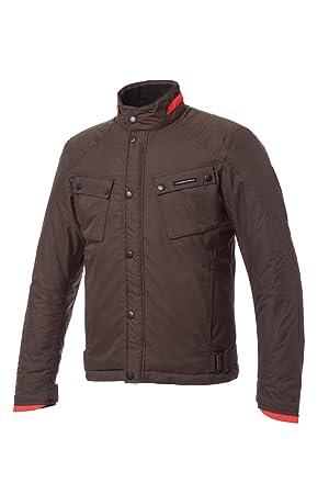 Tucano urbano 8939MF039FA8 2CILINDRI-respirant, coupe-vent, imperméable, veste à manches marron-taille xXXL