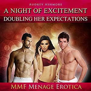 A Night of Excitement - Doubling Her Expectations Audiobook
