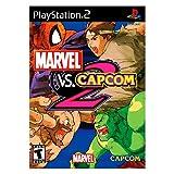 Marvel VS Capcom 2 for PS2