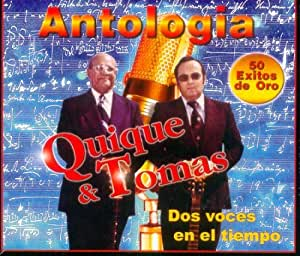 Quique Y Tomas, Antologia, 50 Exitos De Oro,