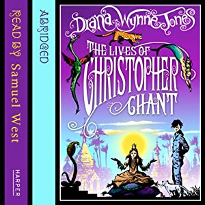 The Lives of Christopher Chant Audiobook