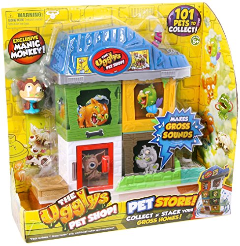 The Ugglys Pet Shop Pet Store - 1