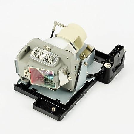 haiwo 5J.J1X 05.001Projecteur de haute qualité compatible Ampoule de rechange avec boîtier pour projecteur BenQ MP626, MP70/.