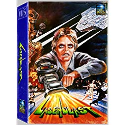 Laserblast VHS Retro Big Box Collection [Blu-ray]