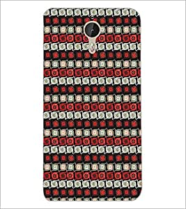 PrintDhaba Pattern D-5284 Back Case Cover for LETV LE 1 PRO ULTRA (Multi-Coloured)