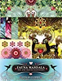 Mix and Match Stationery: Fauna Mandala (0811861864) by Chronicle Books Staff