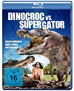 Dinocroc VS Supergator [Blu-ray]
