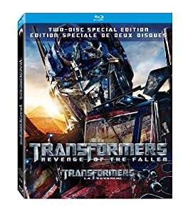 Transformers: Revenge of the Fallen (2-Disc Special Edition) [Blu-ray] (Bilingual)