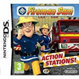 Fireman Sam Action Stations DS Game