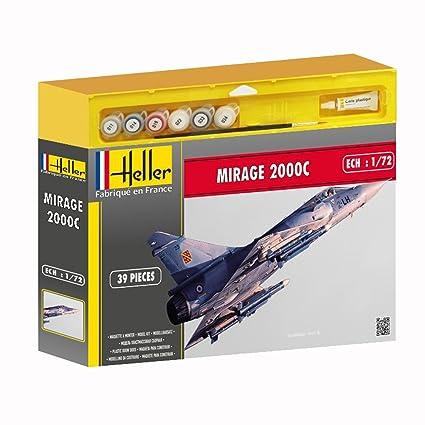 Heller - 50303 - Maquette - Dassault Mirage 2000C - Echelle 1:72