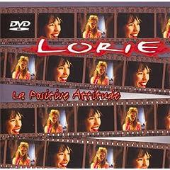 Lorie : La Positive attitude - DVD