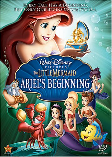 Cover art for  The Little Mermaid: Ariel&#039;s Beginning