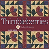 Thimbleberries Gift Wrap with Cards (1571201157) by Jensen, Lynette