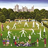 Wentworth New Jigsaw Puzzle 200 Pieces Louise Braithwaite - Cricket at Arundel