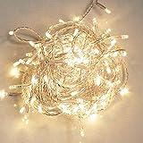 Beleuchtung - 200 LEDs 22M LED Lichterkette Weihnachten Party-Lichterkette au�en innen Kette Leuchte (WarmWei�)