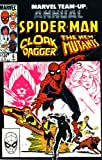 img - for Spider-Man / Cloak & Dagger / The New Mutants (Marvel Team-up Annual , No. 6) book / textbook / text book