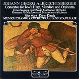 Dieter Kirsch Albrechtsberger - Jew's Harp Concertos