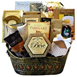 Art of Appreciation Gift Baskets Standing Ovation Gourmet Summer Food Basket