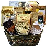 Art of Appreciation Gift Baskets Standing Ovation Gourmet Summer Food Basket