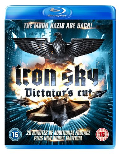 Iron Sky: Dictator's Cut [Blu-ray] (Iron Sky Blu Ray compare prices)