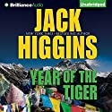 Year of the Tiger: Paul Chevasse Series, Book 2 (       UNABRIDGED) by Jack Higgins Narrated by Michael Page