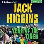 Year of the Tiger: Paul Chevasse Series, Book 2 | Jack Higgins